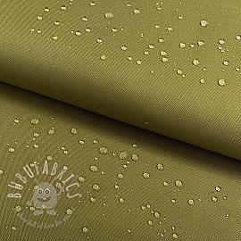 Water-reppellent fabrics pesto