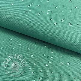Water-reppellent fabrics teal