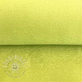 Wellsoft fleece lime