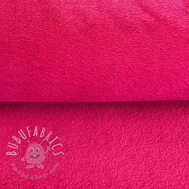 Wellsoft fleece raspberry
