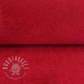 Wellsoft fleece red