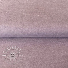 Cotton poplin Yarn dyed orchid