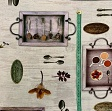 Decoration fabric Coffee time digital print