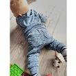 Knit fabrics Light Blue