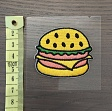 Sticker MIDI Hamburger