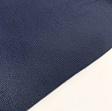 Faux leather Tanneur double face bleu daim